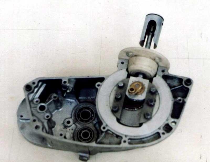 двигатель по этой же схеме